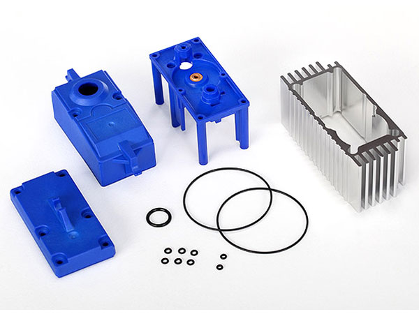 Traxxas Servo Case and Gaskets for 2085 Servo 2086