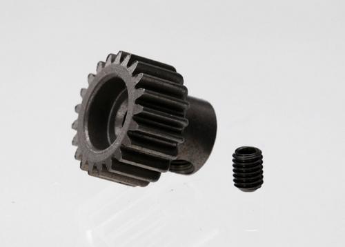 Traxxas Gear // set screw Z-TRX2421 21-T pinion 48-pitch