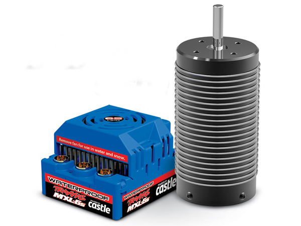 Traxxas MXL-6s Brushless Power System 2200Kv 3378