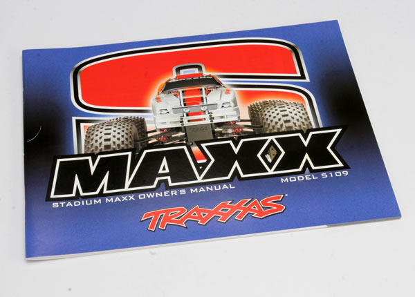 traxxas owners manual smaxx 5199x. Black Bedroom Furniture Sets. Home Design Ideas