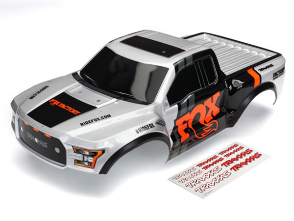 ../_images/products/small/Traxxas Body, 2017 Ford Raptor Fox (heavy Duty)/ Decals