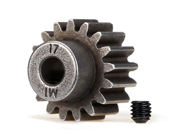 Traxxas 17t Pinion Gear Mod 1 - 5mm Shaft 6490