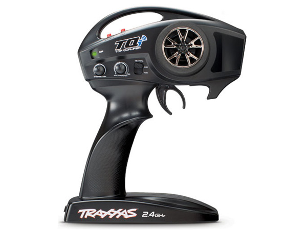 Traxxas Transmitter, TQi Link enabled, 2.4GHz high output, 2ch(Tx only) 6528