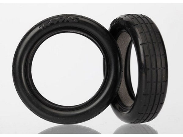 Traxxas Funny Car Tyres With Foam Inserts 6971