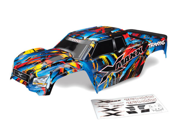 ../_images/products/small/Traxxas X-Maxx Rock n Roll Painted Bodyshell