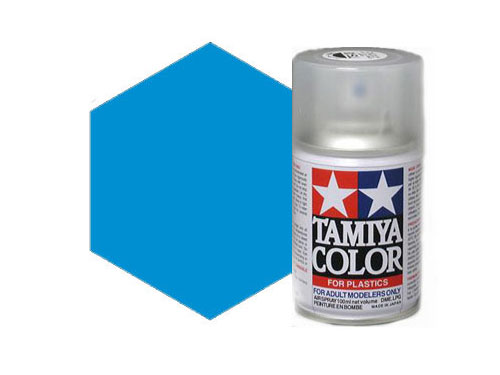 Tamiya TS-10 French Blue Acrylic Spray 85010