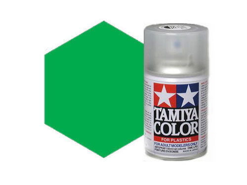 Tamiya TS-20 Metallic Green Acrylic Spray 85020