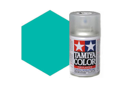 Tamiya TS-41 Coral Blue Spray 85041