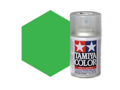 ts-52 candy lime green (kawasaki) acrylic spray 85052