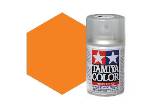 Tamiya TS-56 Brilliant Orange Acrylic Spray 85056
