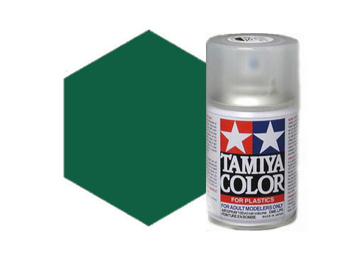 Tamiya TS-9 British Green Acrylic Spray 85009