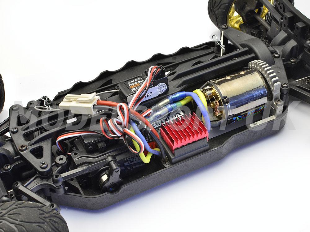 vuly thunder pro assembly instructions