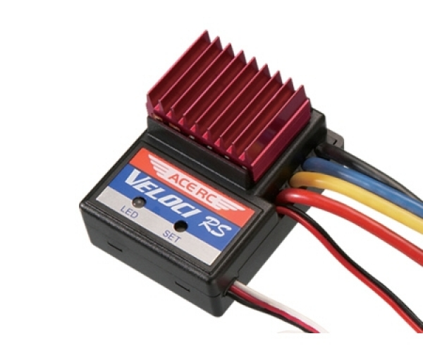 Image Of Thunder Tiger Veloci RS RS-M Brushed ESC