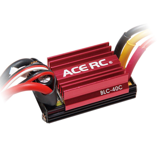 Image Of Thunder Tiger Ace RC BLC-40C Brushless Electronic Speed Control