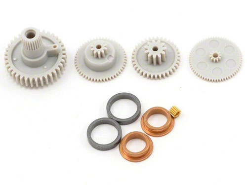 Traxxas Gearset For 2055 and 2056 Servo 2053