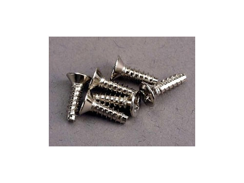 Traxxas 3x10mm Countersunk Screws 3176