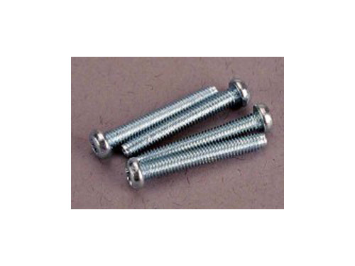 Image Of Traxxas Header Screws 2.5x19mm
