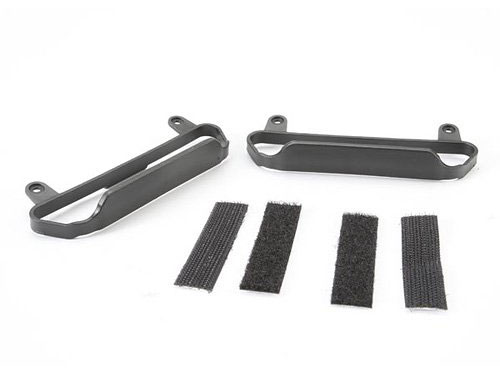 Traxxas Chassis Nerf Bars (Black) 5823