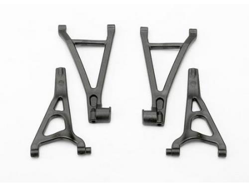 Traxxas Suspension Arm Set Front  1/16th E-Revo/Summit 7131