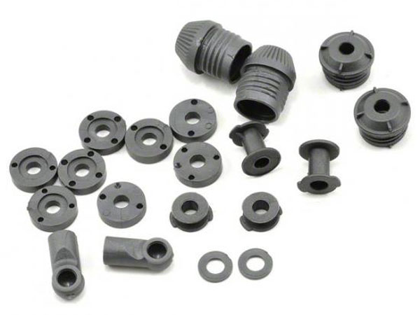 Schumacher Shock Mouldings-Vari Click Piston U1310