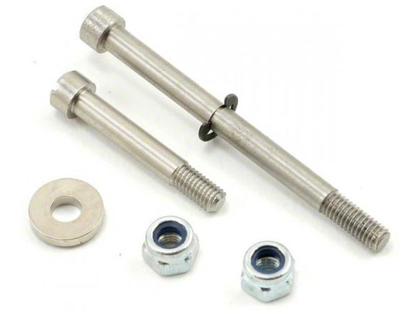 Schumacher Steering Post & Washer (Cat 2000) U1445