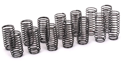 Schumacher Big Bore Spring Tuning Set; Med 7prs U3673