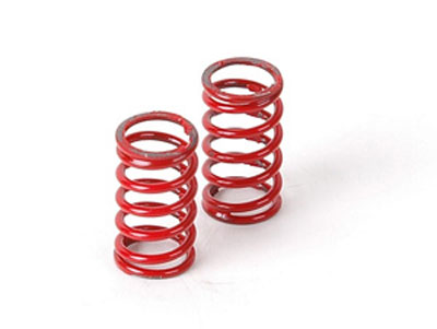 Schumacher Suspension Spring 19lb/in Red (pr) - SupaStox U3969