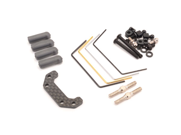 Schumacher Pro Front Roll Bar Kit - CAT K2 U4944