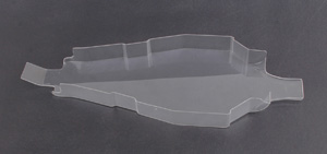 Schumacher Undertray - Cougar SV2 U5110