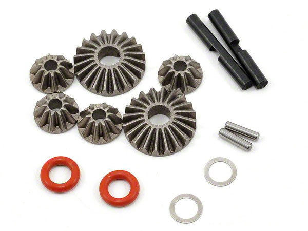 Vaterra Twin Hammers Front Differential Rebuild Kit VTR232019