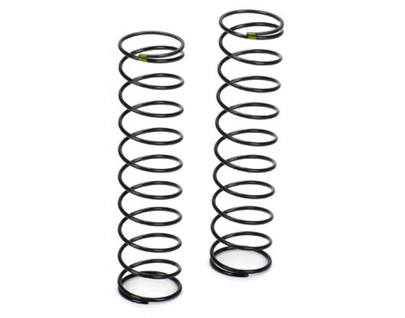 Vaterra Twin Hammers Rear Shock Spring Soft Yellow (2) VTR233023