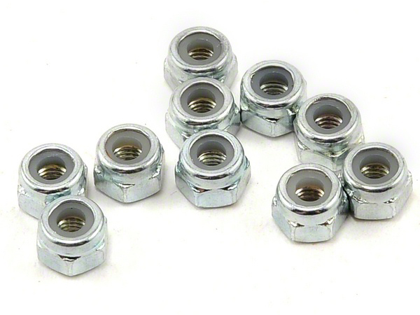 Image Of Vaterra M3 Nylock Nut (10)