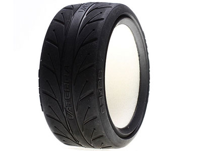 Vaterra Touring Car V1 Performance S Compound Tyre 67x26mm (2) VTR43011