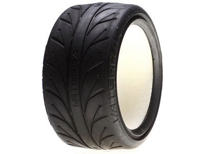Vaterra Touring Car V1 Performance S Compound Tyre 67x30mm (2) VTR43012