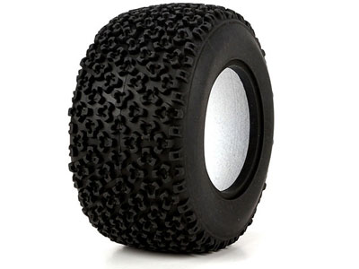 Vaterra Glamis Uno Soft Rear 50mm Tetrapod Tyre & Liners (2) VTR44006