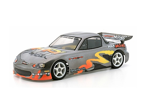 HPI Mazda Mx-5 Miata Body Mini (wb 225mm) 7205