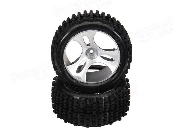WL-Toys Wheel and Tyre Set WLA959-01