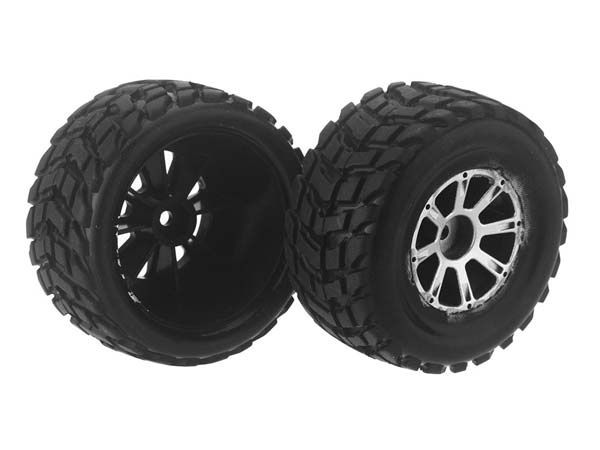 WL-Toys Left Tyre Short Course - pr WLA969-01
