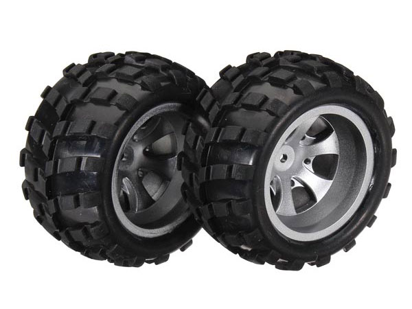 WL-Toys Truck Front Tyre WLA979-01