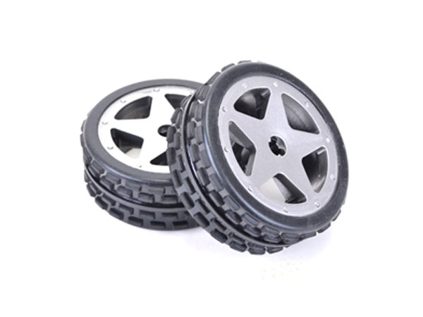 WL-Toys Wave Runner Front Wheels and Tyres (2) WRL959-1