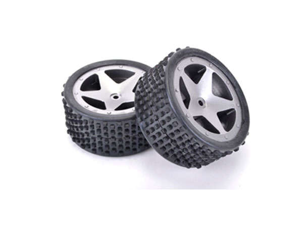 WL-Toys Wave Runner Rear Wheels and Tyres (2) WRL959-2