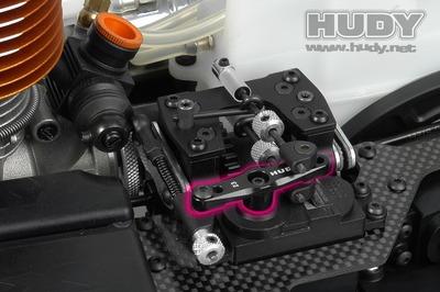 Futaba 25T V2 DY293506 Hudy Alu Throttle Servo Horn