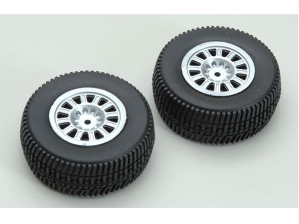 Ripmax Coyote Wheel and Tyre Set (2) Z-RMX739005