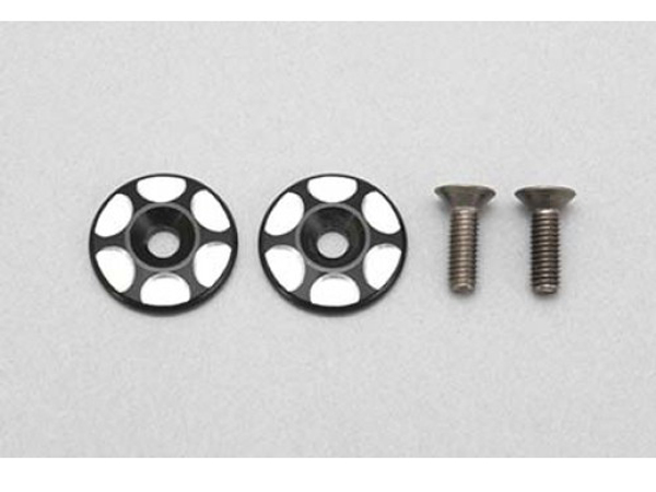 Yokomo Wing Plate for Off Road Car (Wing Button Washers) Z2-110