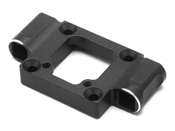 Image Of Yokomo YZ-4 Aluminium Front Lower Suspension Mount (44mm)