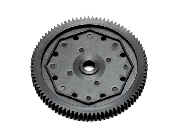 Image Of Yokomo YZ-4 87t Spur Gear 48dp