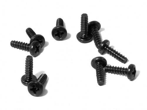 HPI Tp. Binder Head Screw M3 X 10mm (10pcs) Z567