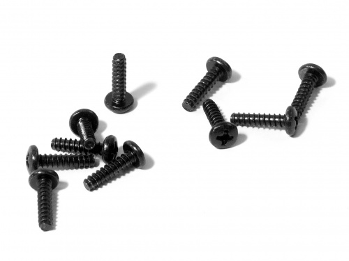 HPI Tp. Binder Head Screw M3 X 12mm (10 Pcs) Z568