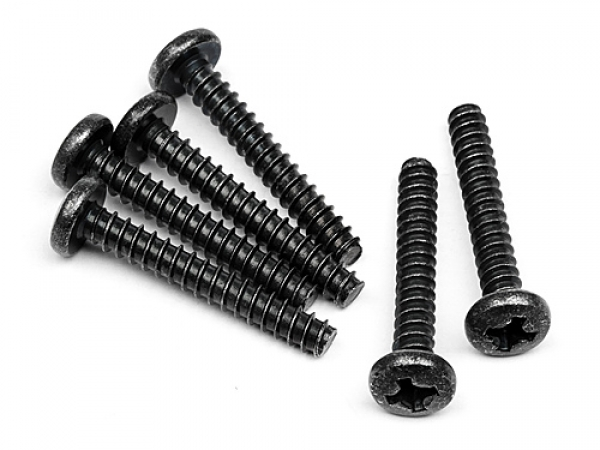HPI Tp. Binder Head Screw M3 X 20mm Z571
