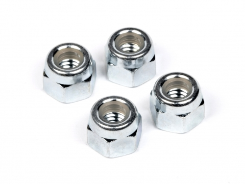 Image Of HPI Lock Nut M4